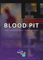 BLOOD PIT: one inspiring map - many stories