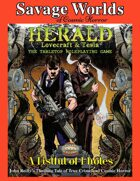 Herald: Lovecraft & Tesla - A Fistful of Dholes
