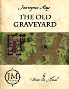The Old Graveyard - Encounter Map