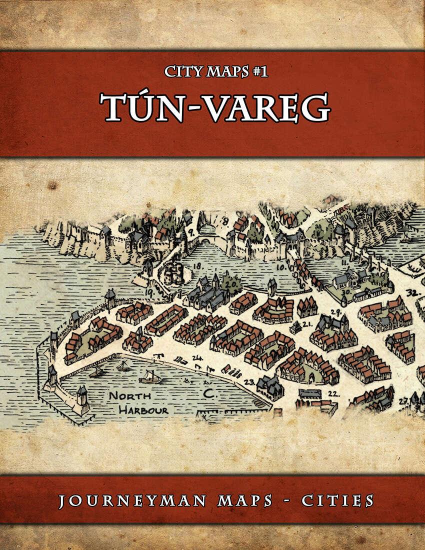 Tún Vareg - City Maps #1