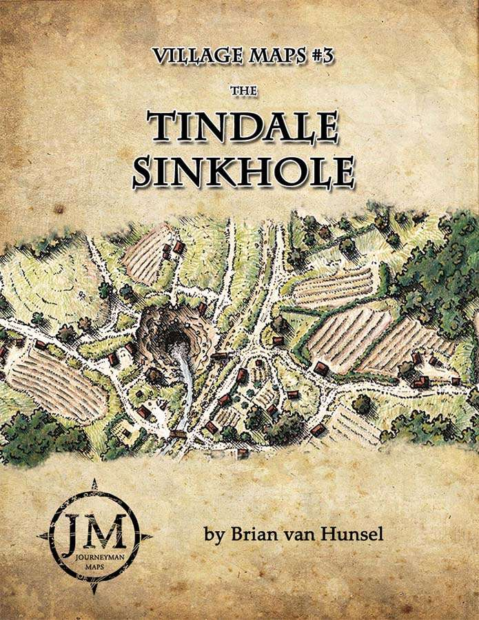 The Sinkhole - Village Maps #3