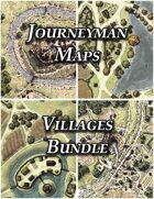 Journeyman Maps Villages [BUNDLE]