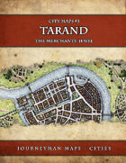 Tarand, The Merchant's Jewel - City Maps #3