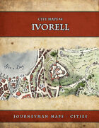 Journeyman Maps - The City of Ivorell