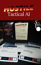 Hostile Tactical AI