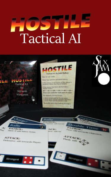 Hostile Tactical AI - SixJAM | Wargame Vault