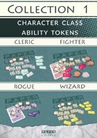 Class Ability Token Set: Collection 1
