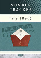 Number Tracker - Fire