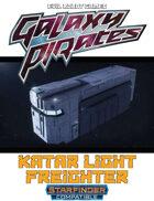 Ships: Katar Light Freighter