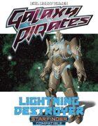 Adversaries: Lightning Destroyer