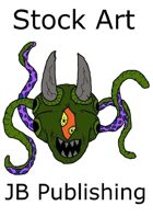 Horned Head Tentacle Monster