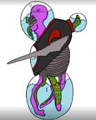 Alien Tentacle