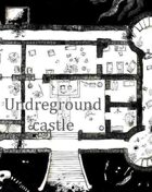 Underground Castle 4880x3420