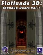 Flatlands 3D: Standup Doors vol. 1
