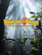 Warriors of Power: A Dreamchaser Adventure of Spandex-Clad Heroes