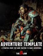 RPG Adventure Template