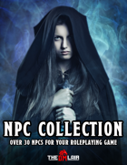 RPG NPC Collection