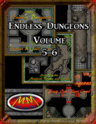 Endless Dungeons: Volume 5-7 Bundle