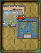 World Maps and Flags Vol. 1&2 Bundle