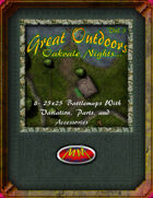 Great Outdoors Volume 3: Oakvale Nights