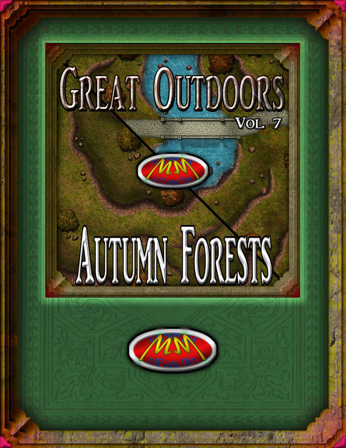 Great Outdoors Volume 7 Autumn Forests