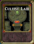 Layer Maps: Cultist Dungeon