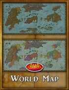 World Map: Celia