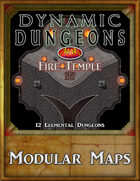 Map Pack - Fire Temples