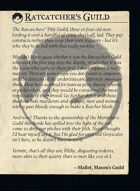 Ratcatchers Guild All Cards