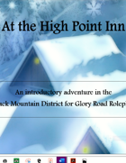 At the High Point Inn