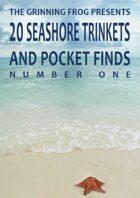 Seashore Trinkets and Pocket Finds Vol 01