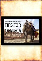 DM Tips 04 - Creating a Themed Adventure