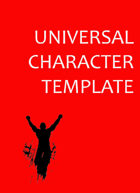 Universal Character Template
