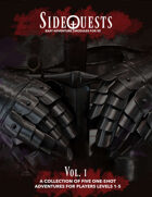 SideQuests: Vol. I Bundle