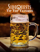 SideQuests: Tip-Top Taverns
