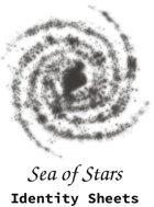 Sea of Stars Identity Sheets