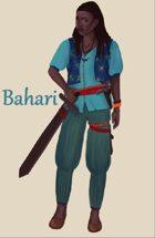 Bahari - Karta Postaci do nowej edycji