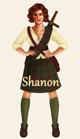 Shannon O'Dair - Karta Postaci do nowej edycji