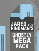Jared's Ghostly Mega Bundle