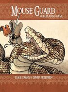 Mouse Guard RPG 2nd Edition