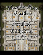 Hassle-free Fortified Cathedral