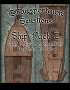 Transportation Sensations Ship Pack 2