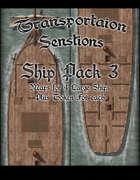 Transportation Sensations Ship Pack 3