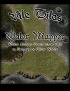 Vile Tiles Water Mapper
