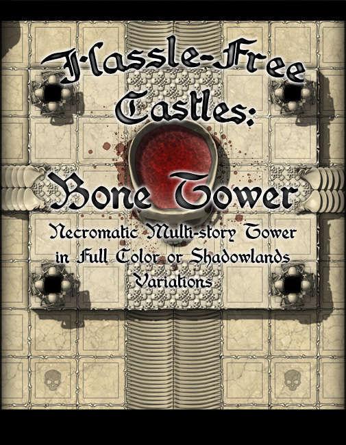Hassle-free Castles Bone Tower