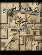 Desert Dwellings Town