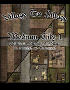 Village to Pillage Medium City 1