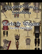 Transportation Sensations Carts & Wagons