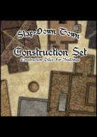 Slap Down Town: Construction Kit