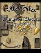 Vile Tiles Dungeon Decor